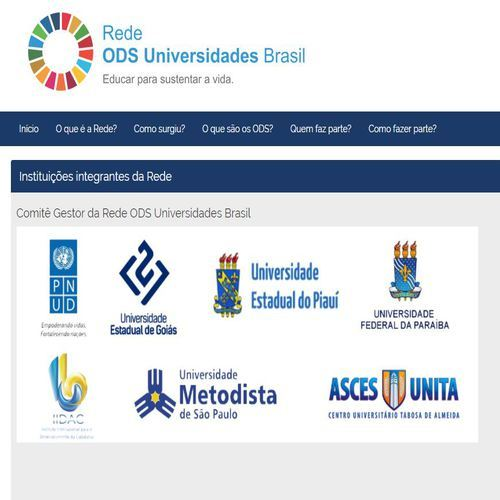 Rede ODS Universidades Brasil