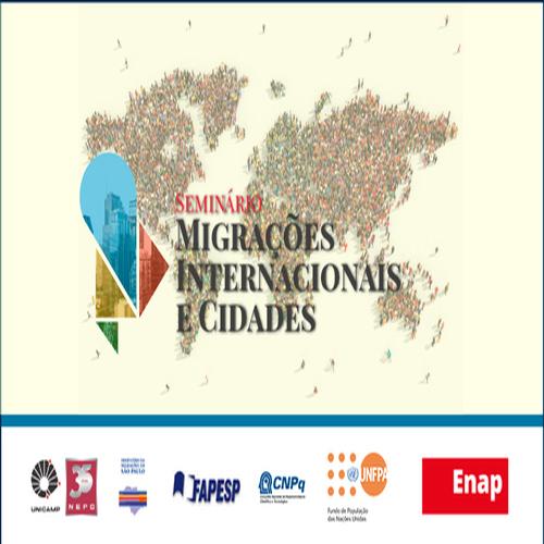 Seminário Migrações Internacionais e Cidades
