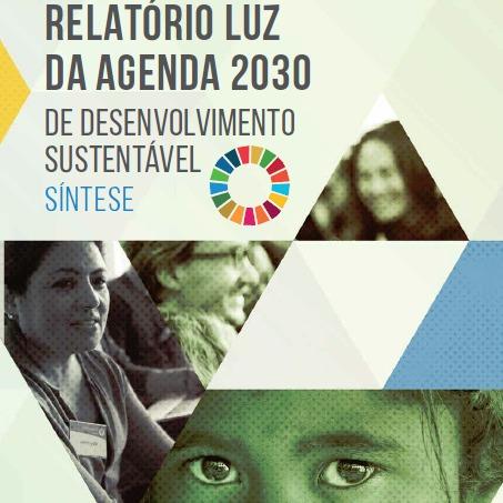 Relatório Luz da agenda 2030 de Desenvolvimento Sustentável