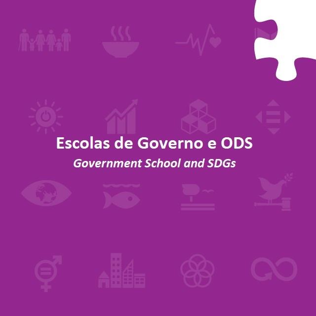 Escolas de Governo e ODS