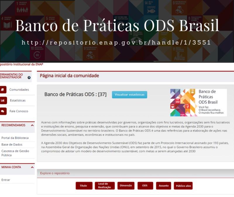 Banco de Práticas ODS