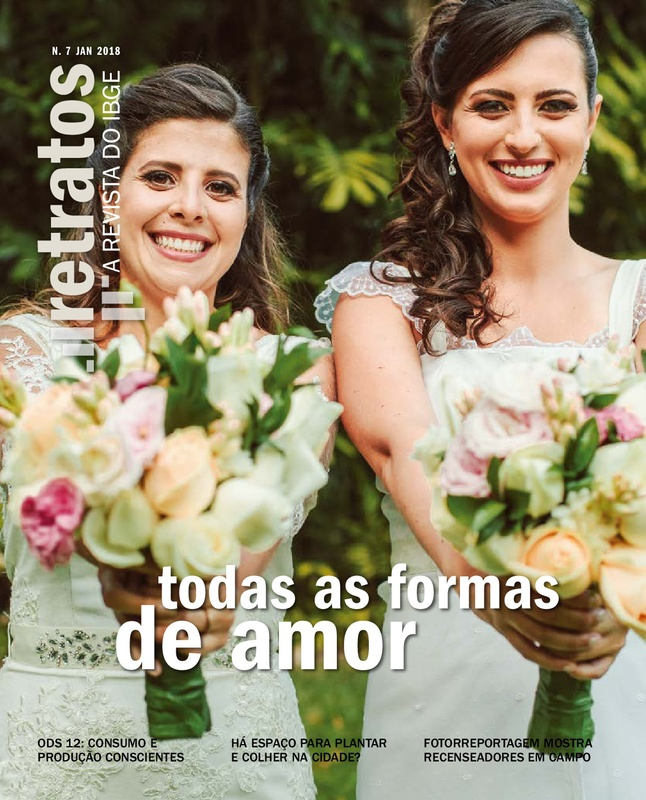 Retratos: a revista do IBGE