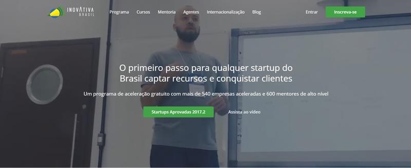 Programa de Aceleração InovAtiva Brasil
