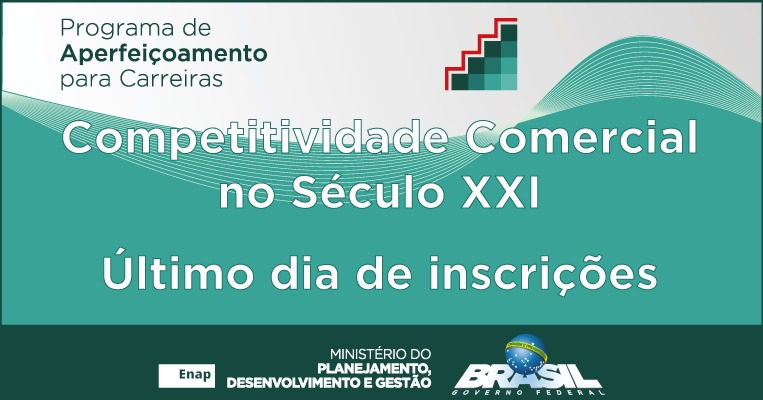 Curso: Competitividade Comercial no Século XXI<br /> <br />
