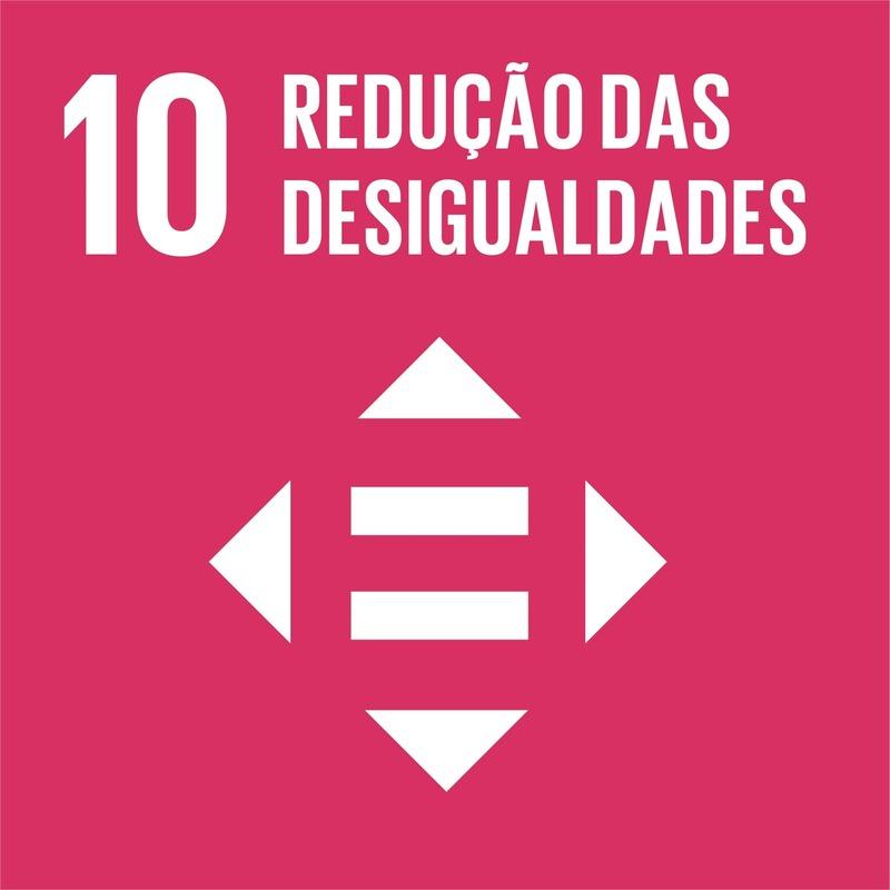 Sobre o ODS 10 - Redução das desigualdades