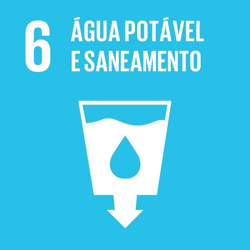 Sobre o ODS 6 - Água potável e saneamento