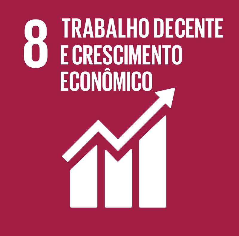 Sobre o ODS 8 - Trabalho decente e crescimento econômico