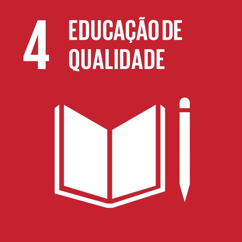Sobre o ODS 4 - Educação de qualidade