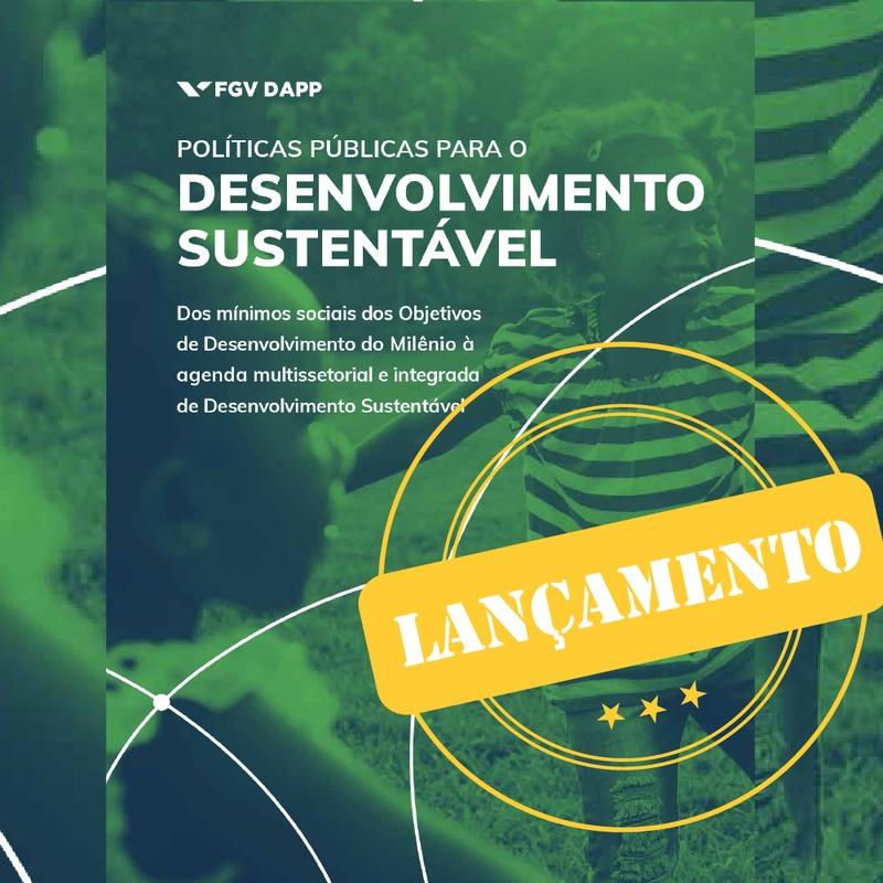 Políticas públicas para o desenvolvimento sustentável: relatório situacional