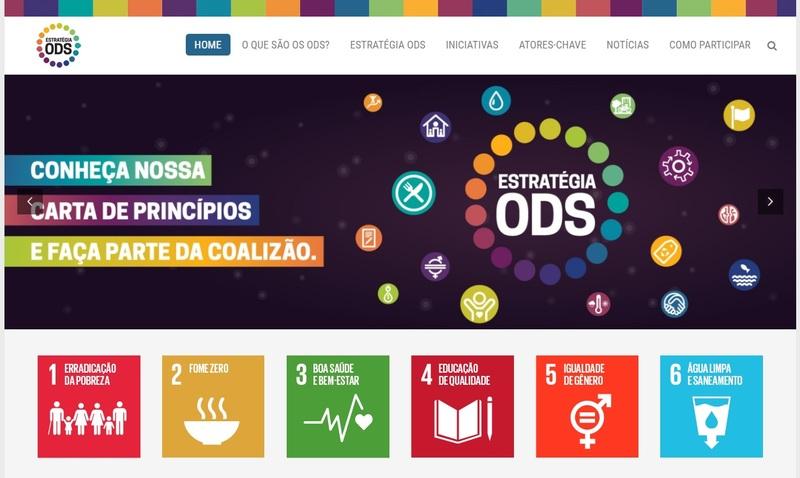 Estratégia ODS<br /> <br />