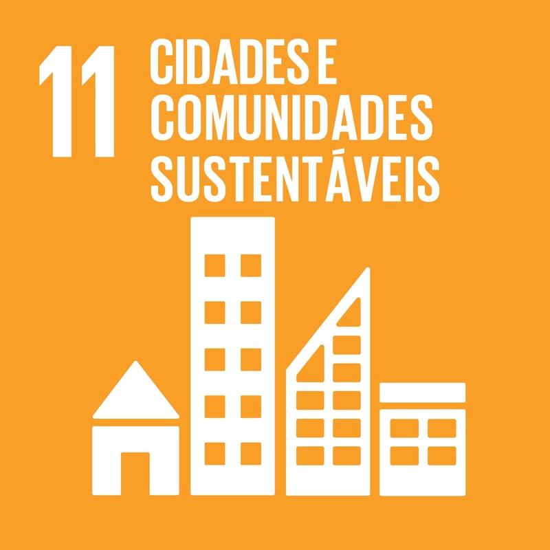 Sobre o ODS 11 - Cidades e comunidades sustentáveis