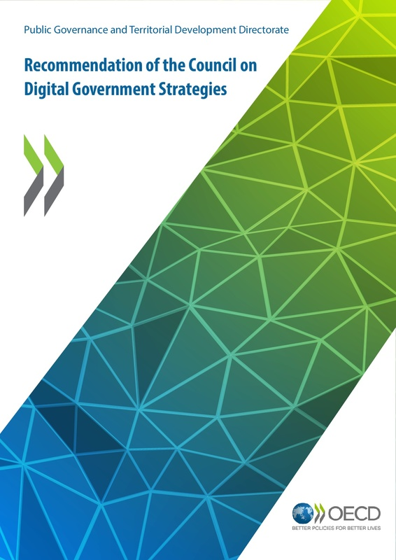OECD Recommendation of the Council on Digital Government Strategies