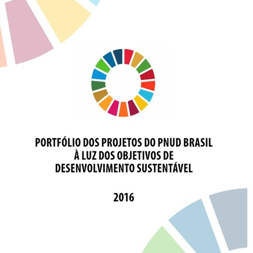 Portfólio dos projetos do PNUD Brasil à luz dos Objetivos de Desenvolvimento Sustentável