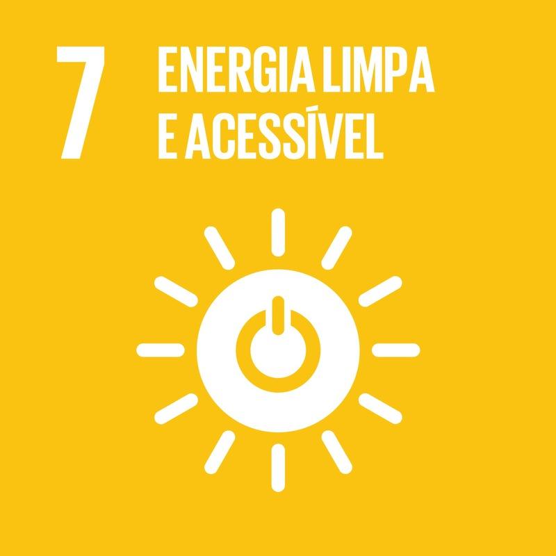 ODS 7 - Energia limpa e acessível