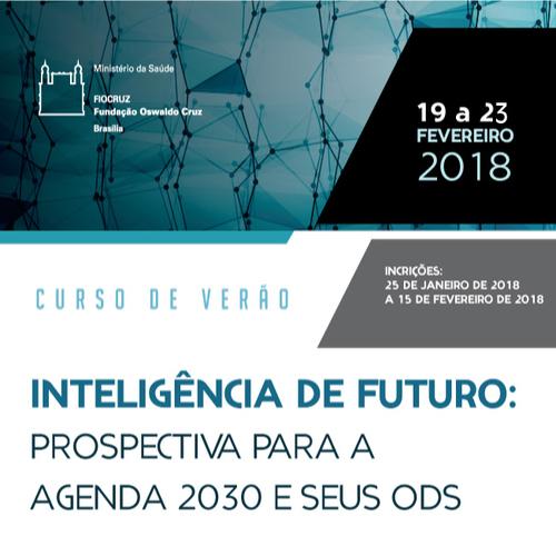 Curso de verão Inteligência de Futuro