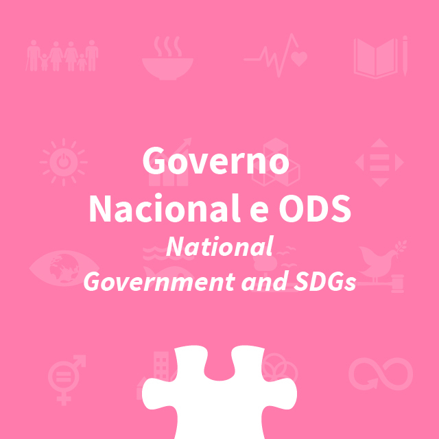 Governo Nacional e ODS