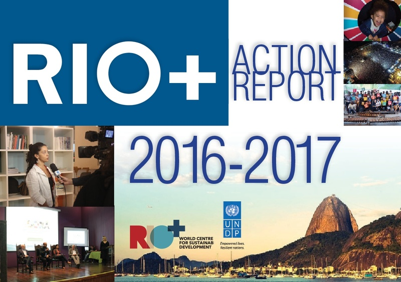 RIO+ Action Report 2017