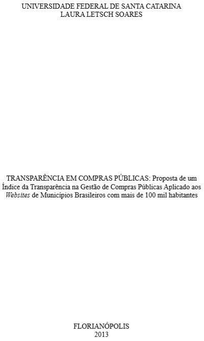 Compras públicas sustentáveis no Brasil: análise da produção e circulação das ideias a partir da ressignificação dos atores