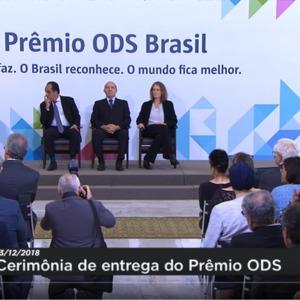 Cerimônia de entrega do Prêmio ODS Brasil 2018.PNG