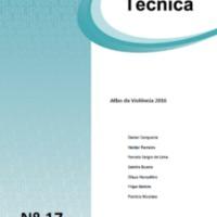 Atlas da Violência 2016