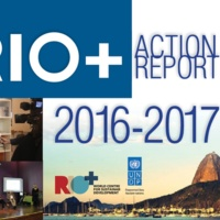 RIO+ Action Report 2017<br />