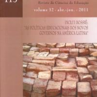 educação e sociedade v.32 n.115 20110001- Lista 5.jpg