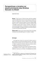 Perspectivas e tensões no desenvolvimento dos direitos sexuais no Brasil