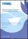 Programa orçamentos sensíveis ao gênero - Brasil e Cone Sul: insumos aos orçamentos sensíveis ao gênero: experiências e reflexões de Argentina, Brasil, Chile e Uruguai