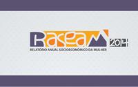 Relatório Anual Socioeconômico da Mulher: RASEAM 2014
