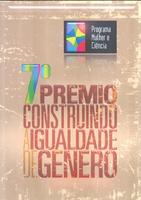 7º prêmio construindo a igualdade de gênero